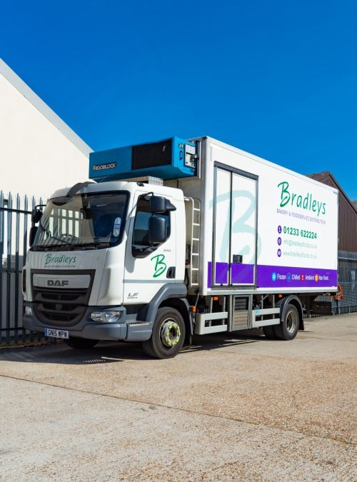 Bradleys Lorry Our Team