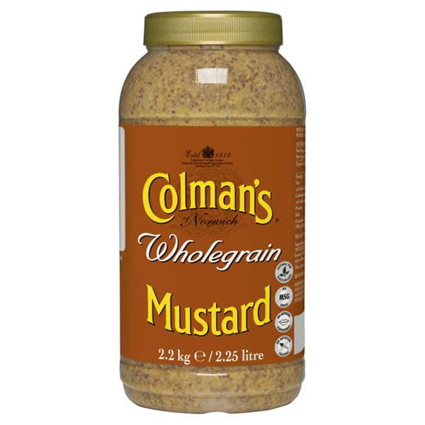 Colmans Wholemeal Mustard