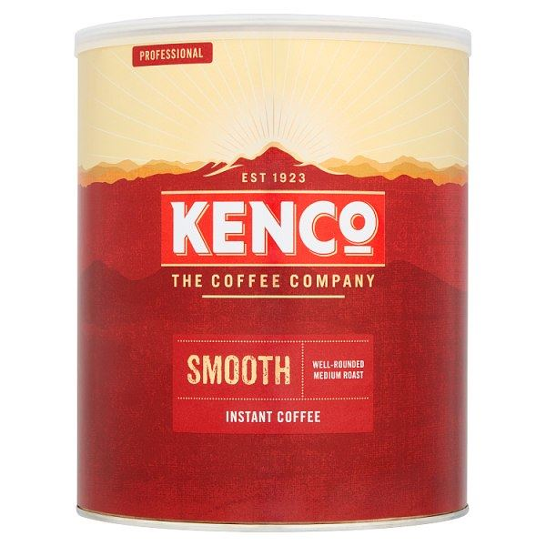 Kenco Smooth Instant Coffee