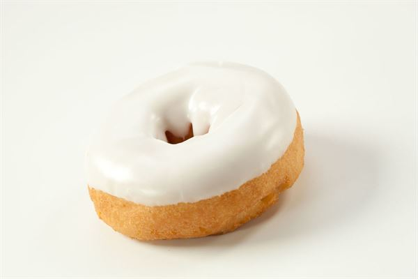 Macphie 5th Avenue White Doughnut