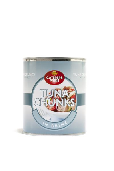Caterers Pride Tuna Chunks in Brine 400g