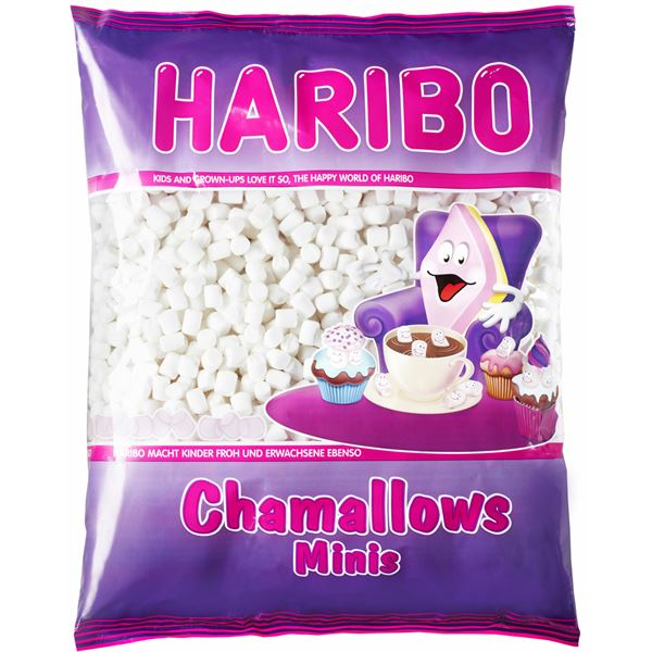 Haribo Mini Marshmallows