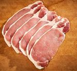 Unsmoked Rindless Back Bacon