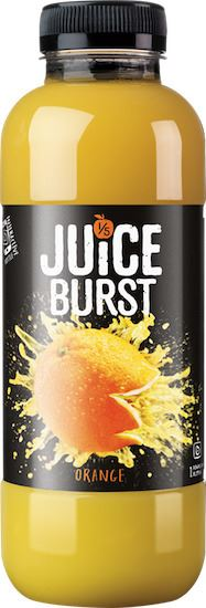 Juiceburst Orange
