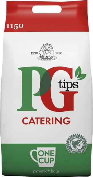 PG Tips 1 Cup Catering Tea Bags