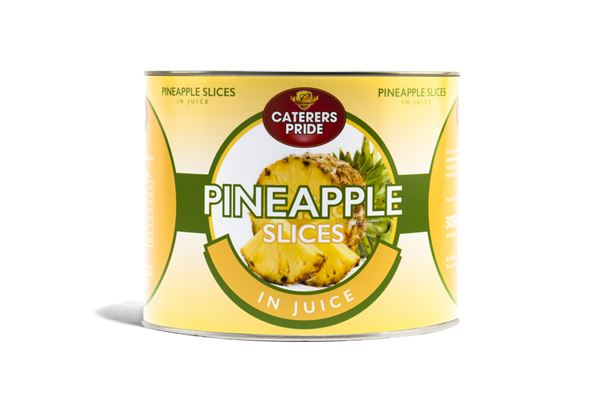 Pineapple Slices in Juice 3kg