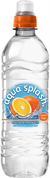 Aqua Splash Orange and Mandarin