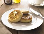 Baked Crumpets