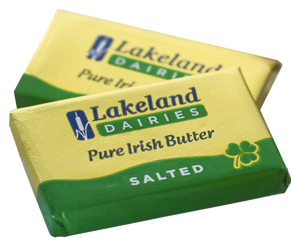 Portion Butter