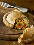 Wholemeal Vegetable Pasty