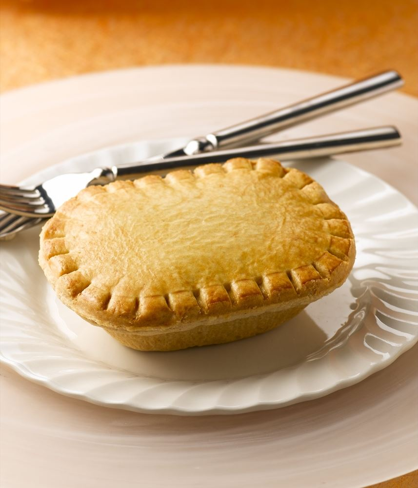 Wrights Unbaked Shortcrust Steak & Kidney Pie [32x200g ...