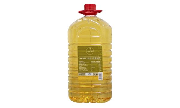 Lefkto White Wine Vinegar 5ltr