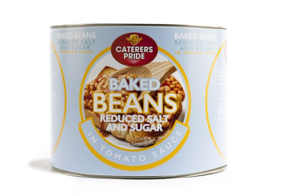Baked Beans Low Sugar and Salt 2.62kg
