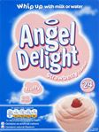 Birds Strawberry Angel Delight