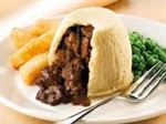 Steak and Kidney Pudding Large