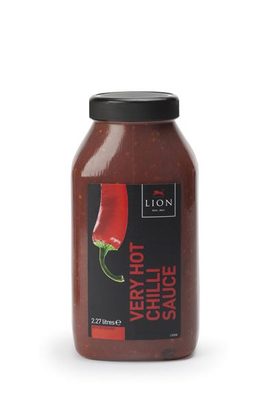 Lion Very Hot Chili Sauce